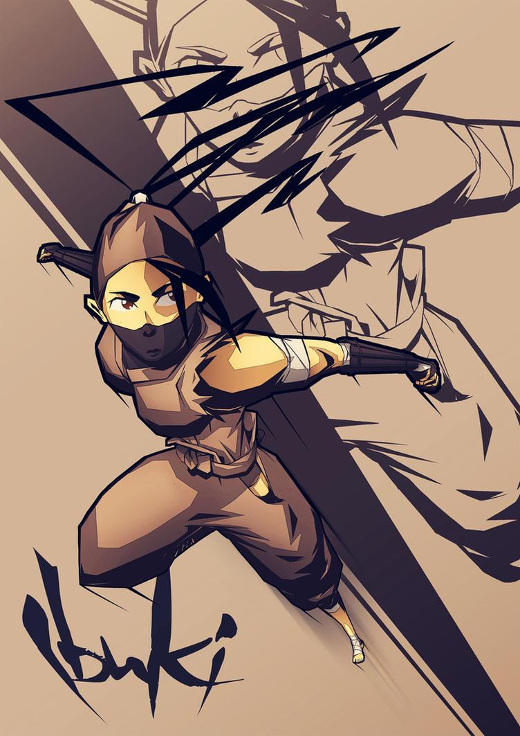Ninja Style by sektrone
