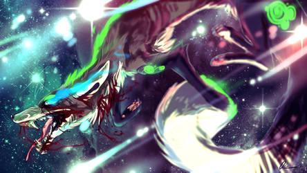 Supernova by LoupDeMort