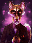 Suit Up by LoupDeMort