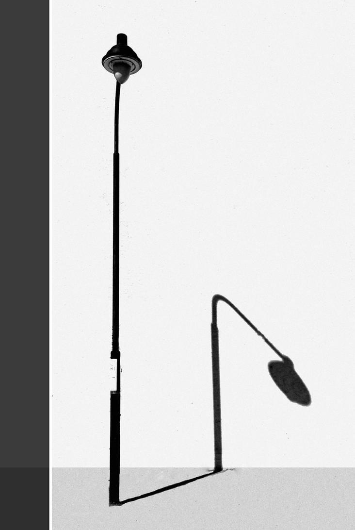 Strassenlampe by Ann-Wvyn