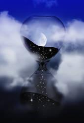 Nacht verrinnt -Night trickles