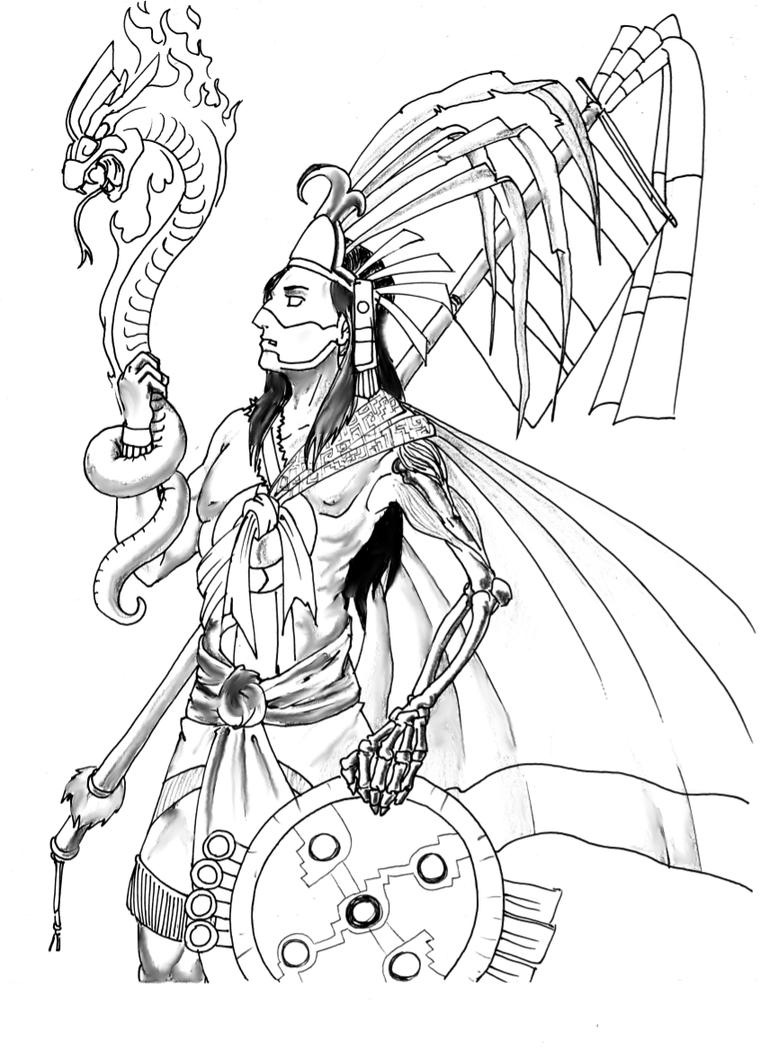 Aztec Gods refs