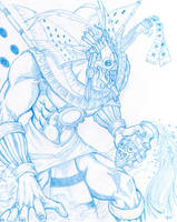 Tlaloc blueprint by sevenquest