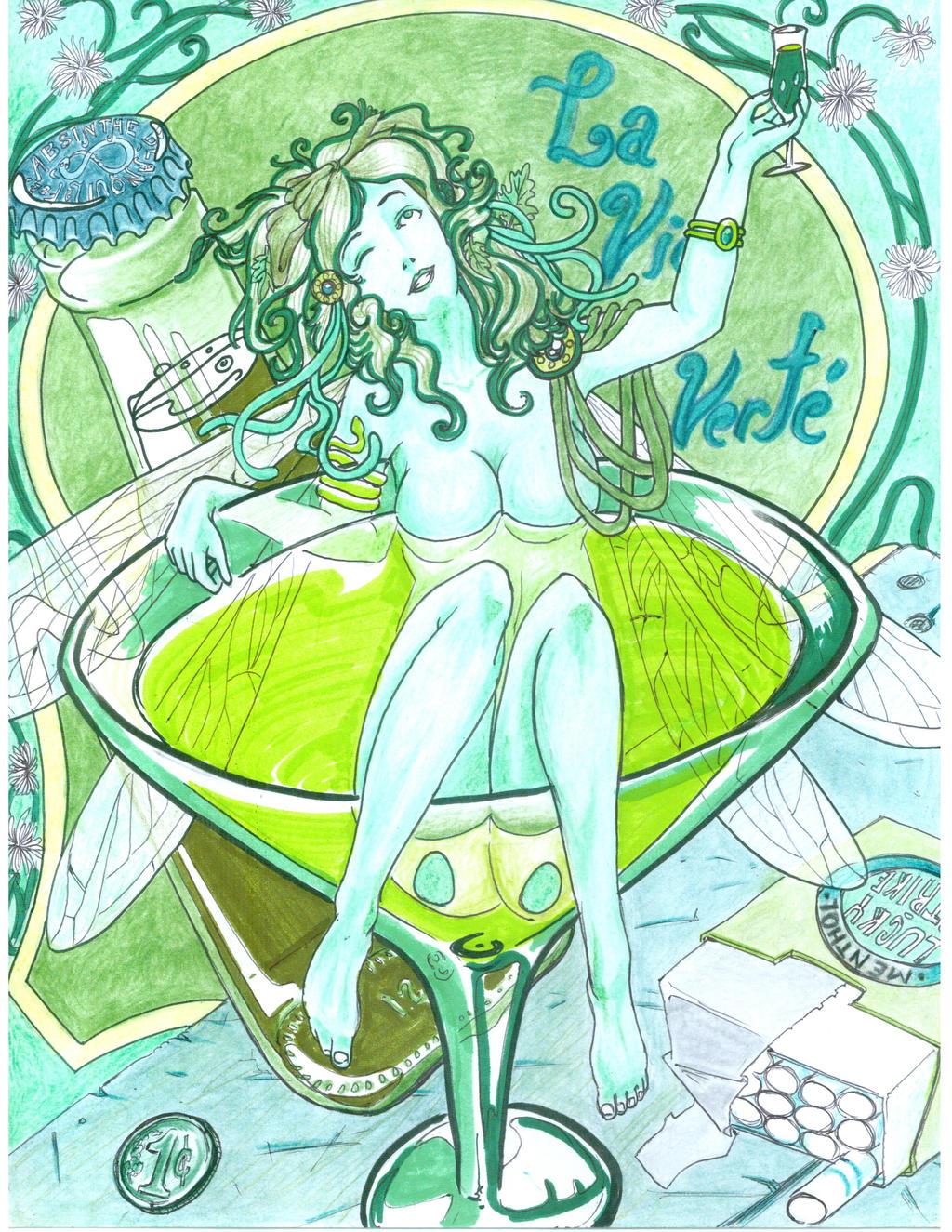 La vida en Verde by sevenquest