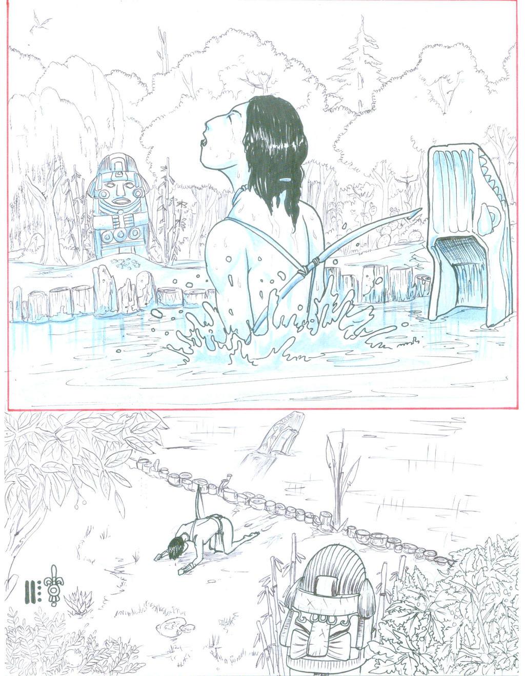 La Poza Pag 14 by sevenquest