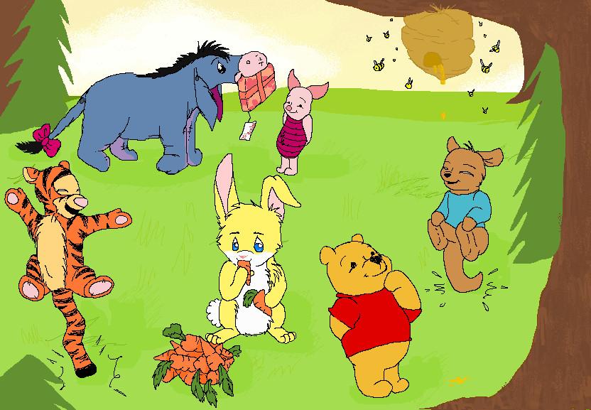 Winnie the Pooh - Videos Porno Gratis - YouPorn