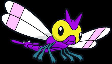 Purple Yanma