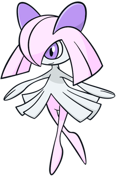 Pink Kirlia