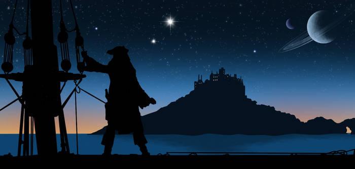 Port Royal at Twilight
