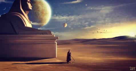 Exodus by TessasART94