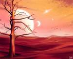 Blushing Desert