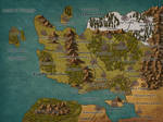East of Equestria: Land of Faustia