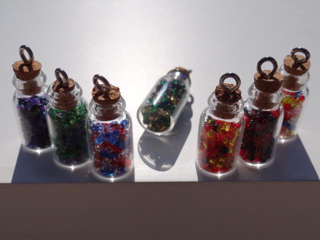 Avengers in a bottle by Hiddendemon-666