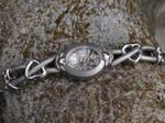 Steampunk gear bracelet III