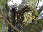 Steampunk locket III