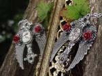 Gothic Steampunk Cross