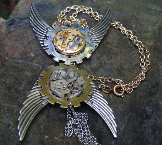 Steampunk sun and moon pendants by hiddendemon 666 on deviantart steampunk sun and moon pendants by hiddendemon 666 mozeypictures Gallery