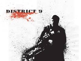 District 9 wallpaper by Franoman