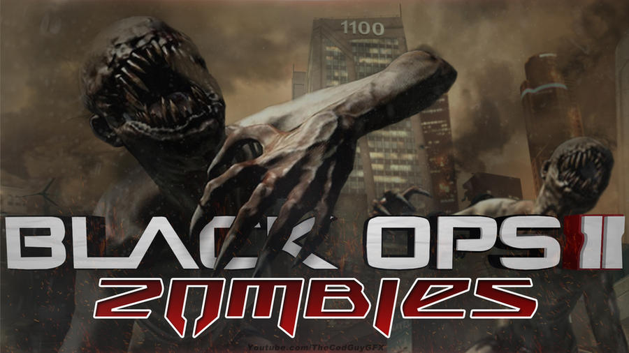 Black ops 2 zombies wallpaper 2 by TheCodGuy on DeviantArt