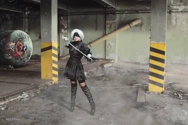 Yorha - Nier Automata