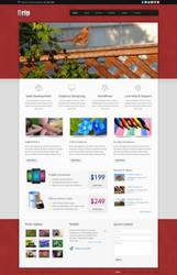 Grip Corporate Business HTML Template