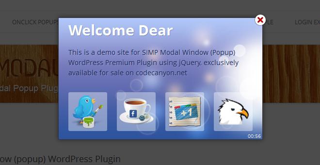 Simp Modal Window A WordPress Popup Plugin by Ch-Anjum