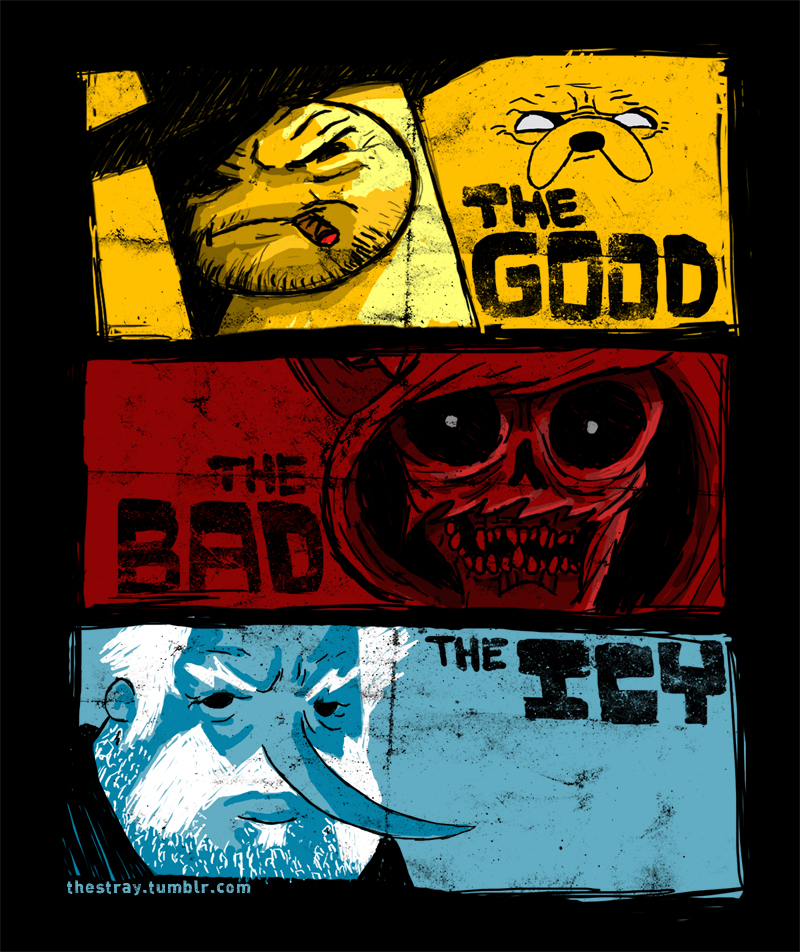 The Good, The Bad, and The Icy by jeff-aka-stray