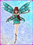 Rouge Enchantix Card