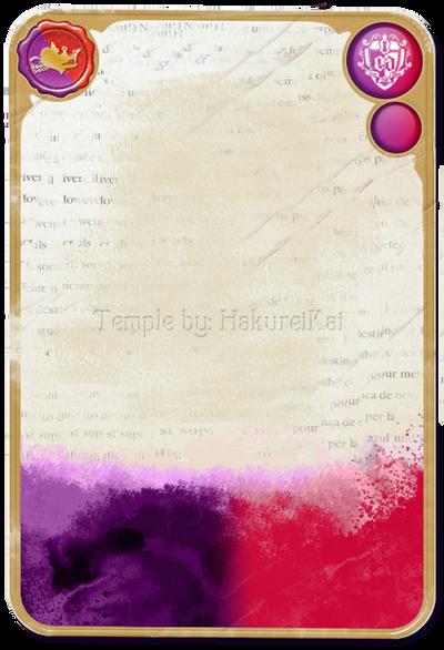 EAH Request Card Royal Rebel By HakureiKai