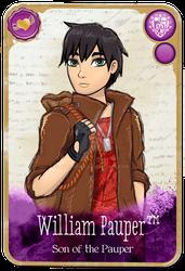 EAH: OC Card .::William Pauper::.