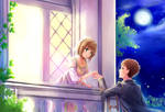 Commission - Romeo and Juliet