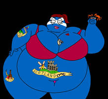 Fat Country Ladies - Scotland