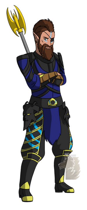 Full Body Commission - Chance