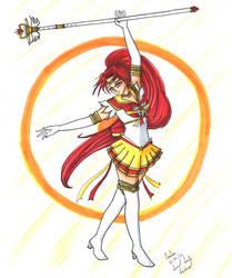 Secret Santa: Sailorsol by Aoichou