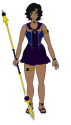 Sailor Barnard 15 - WIP