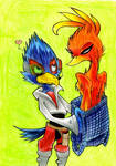 Falco-Kazooie