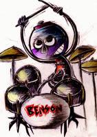 Benson rocks by Gloomy-mushroom