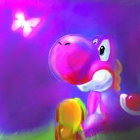 Pink by Gloomy-mushroom