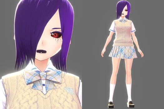Tokyo Ghoul - Touka Kirishima WSU2019 v0.2 (WIP)