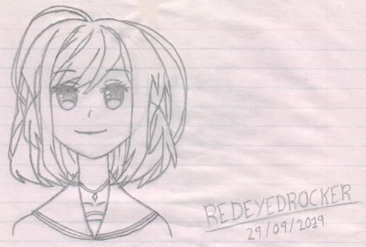 The Best Friend - School Girl Persona