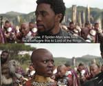 Meanwhile in Wakanda... by TheGodofCities1967