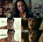 Wonder Woman's Wish by TheGodofCities1967