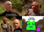 Captain Picard vs The Mooninites by TheGodofCities1967