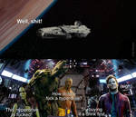Guardians of the Galaxy far far away... by TheGodofCities1967
