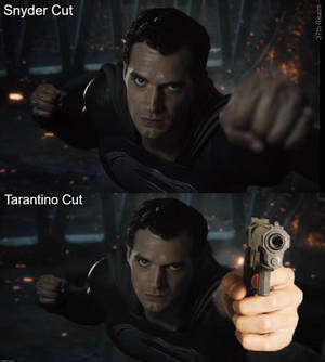 Justice League Tarantino Cut