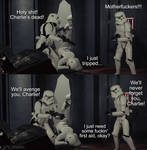 Meanwhile on the Deathstar... by TheGodofCities1967