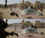 Racist Droids by TheGodofCities1967