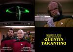 Quentin Tarantino's STAR TREK by TheGodofCities1967