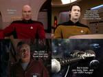 USS Enterprise vs LEXX by TheGodofCities1967