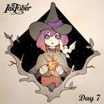 Inktober DAY 7: Enchanted